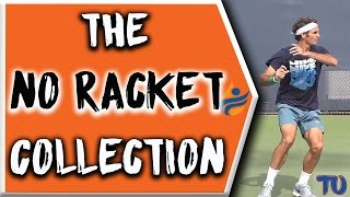 The Slow Motion No Racket Collection