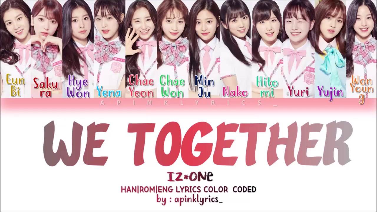 IZ*ONE - Songs - PD48 + COLOR*IZ - Wattpad