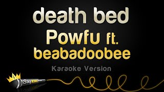 Baixar Powfu ft. beabadoobee - death bed (Karaoke Version)