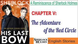 "[MultiSub] Sherlock Holmes Story - His Last Bow: "" The Adventure of the Red Circle """