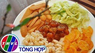Mứt trong văn hóa Tết Việt