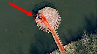 10 Engste Dingen Gevonden op Google Maps!