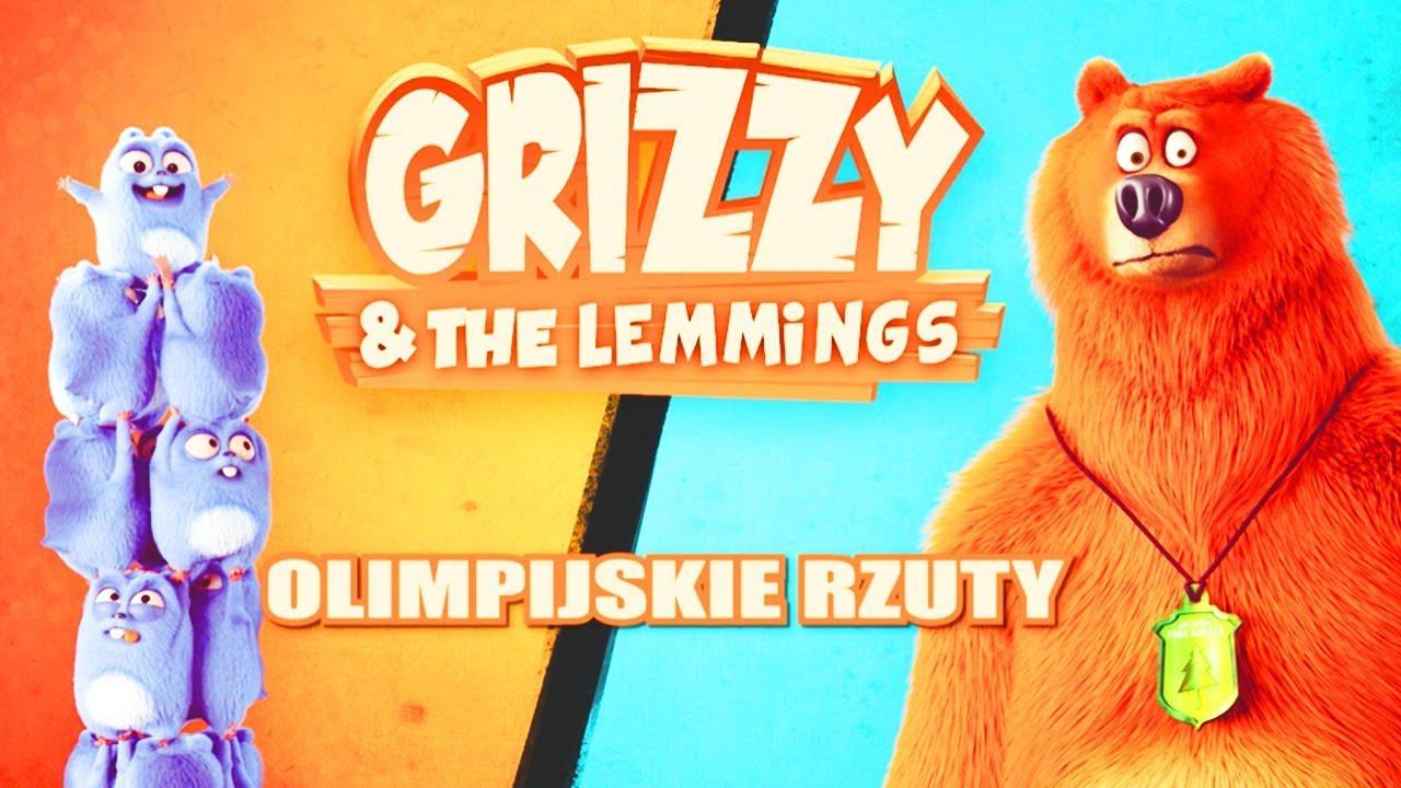 Grizzy I Lemingi Najlepsze Rzuty Olimpijskie Boomerang Youtube