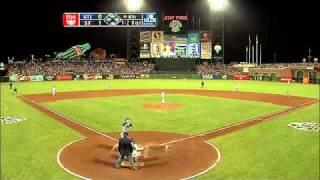 2010 NLDS: San Francisco Giants vs. Atlanta Braves