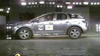 ► Mazda CX-7 - Crash Test
