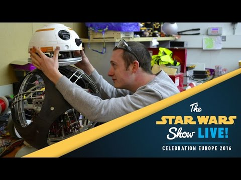 Droids of The Force Awakens Panel | Star Wars Celebration Europe 2016