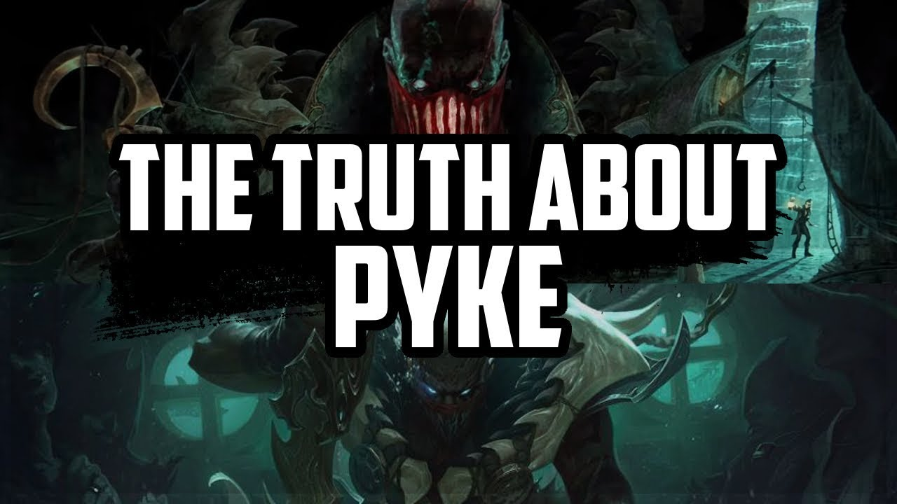 THE TRUTH ABOUT PYKE! Pyke Ability Breakdown Combos & Analysis