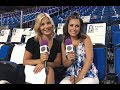 Madisyn Shipman Interview - Nickelodeon Kids Choice Sports Awards
