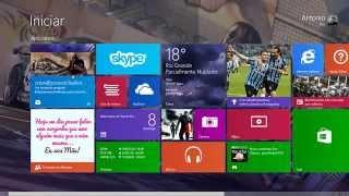 Novo windows 8.1 português original