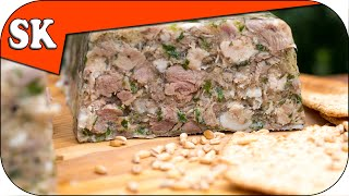 How To Make Brawn - Head Cheese - Fromage De Tête