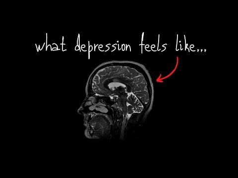 Marina Lin – What Depression Feels Like