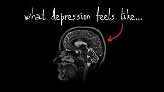 this is what depression feels like (Lyric Video) - Marina Lin