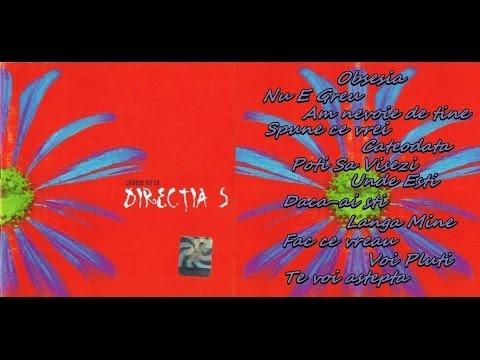 Direcția 5  - Cântece Noi Cu Direcția 5 - ALBUM - 2000