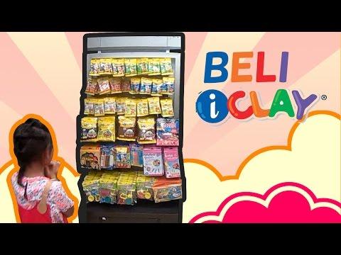 Niki Beli iClay di Gramedia