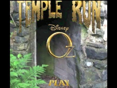 temple run OZ in real life