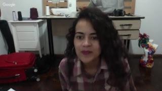 Conversando sobre tecidos planos e malhas Alana Santos Blogger
