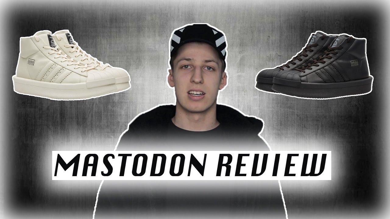 RICK OWENS MASTODON REVIEW - sorry not fame - YouTube 90344666f