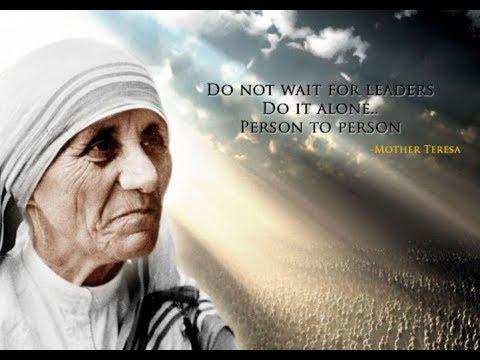 Mother Teresa Charitable Trust: