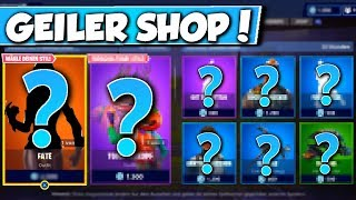 ❌TOMATO HEAD & FATE SKIN in SHOP!! 😱 - NEW OBJECT SHOP in FORTNITE is DA!!