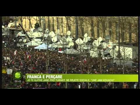 Revista Televizive e Mbremjes, 13 Janar, Ora 00:15 - Top Channel Albania - News - Lajme