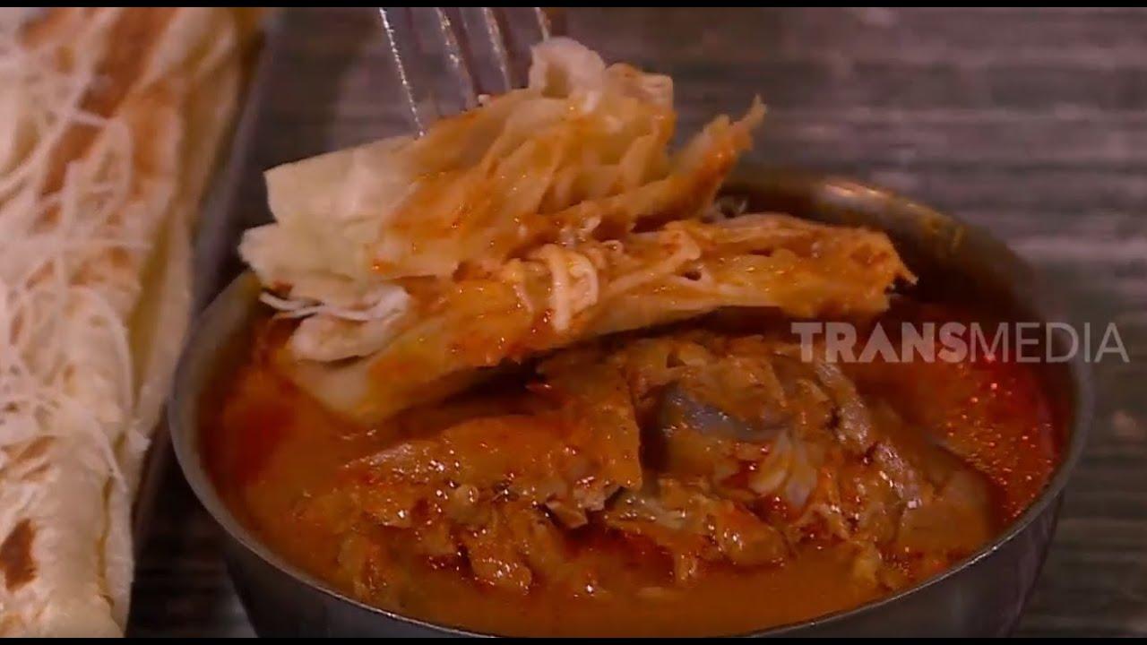Sarapan Mantab Dengan Roti Canai Mamak Ragam Indonesia 21 08 19 Youtube