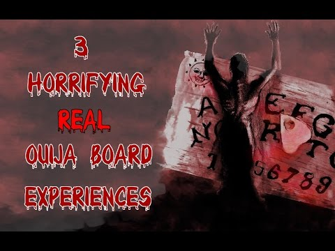 3 Of The Most HORRIFYING REAL Ouija Board Scary Stories/Experiences On The Internet (Corpse Husband)