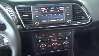 Seat Leon ST 2014 Videos