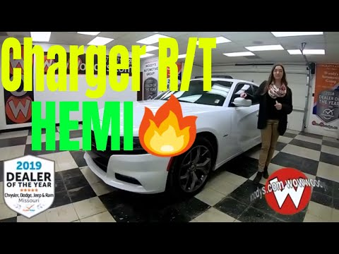 2017 Dodge Charger R/T | 17HD47 Review | Video Walkaround | Used cars for sale at WowWoodys