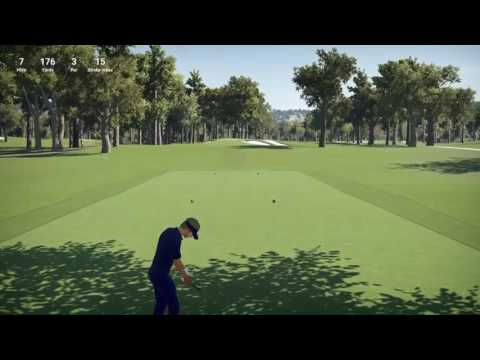 The Golf Club 2 - Luke Donald plays Winged Foot West
