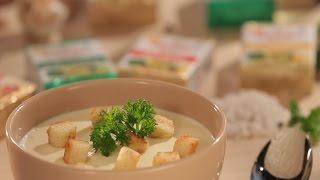 Сирний крем-суп - смачний та простий рецепт