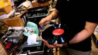 Colin教你洗唱片