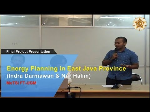 1 Energy Planing in East Java Province