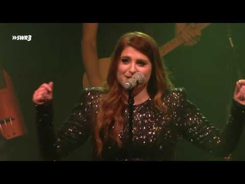 Meghan Trainor LIVE at SWR3