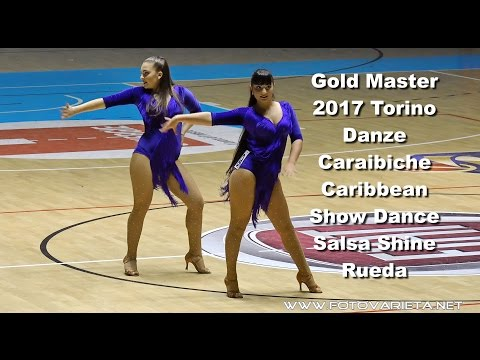 Gold Master 2017 Torino, Danze Caraibiche, Caribbean Show Dance, Salsa Shine, Rueda (13)