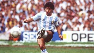 Diego Maradona | El Toque De Rely Maradiaga
