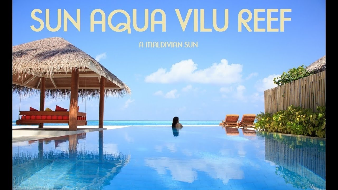 Sun Aqua Vilu Reef A Maldivian Island Resort South Nilandhe Atoll Maldives