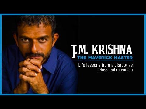 TM Krishna @Algebra
