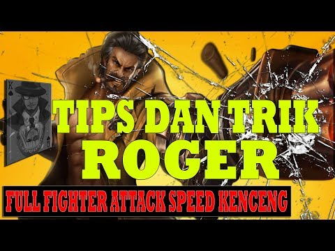 ROGER HERO FIGHTER PALING KUAT PAS WAR #20 - Mobile Legends