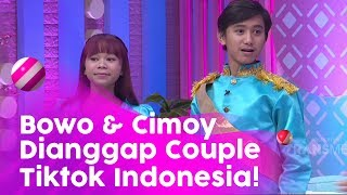 BROWNIS - Bowo & Cimoy Montok Adalah Couple Tiktok Indonesia? (3/2/20) PART2