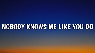 Birdy - Nobody Knows Me Like You Do (Lyrics)