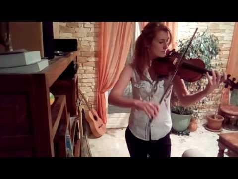LUDOVICO EINAUDI - Experience [libre interprétation violon]