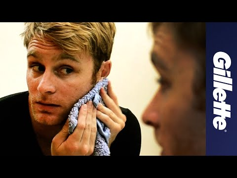 How to Shave Your Face | Gillette