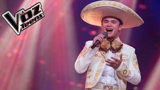 Nelson canta 'La Bikina' | Semifinal | La Voz Teens Colombia 2016