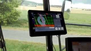 Autopilot TMX-2050 s funkcí NextSwath (červenec 2015)