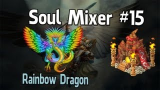 Social Empires - Soul Mixer #15 Rainbow Dragon