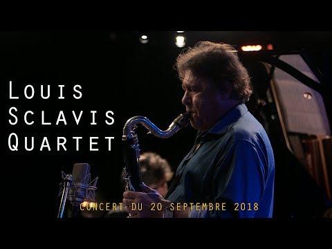 LOUIS SCLAVIS- Characters on a Wall - La VOD du Triton Mp3