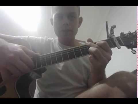 Latch - guitar tutorial - YouTube