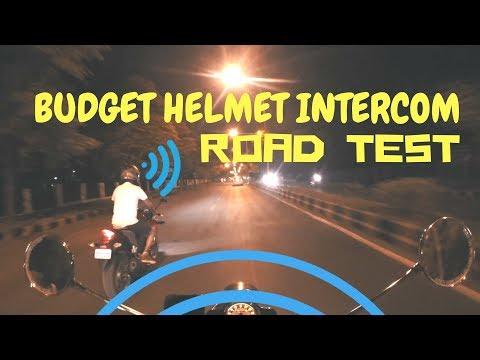Vnetphone V6 Bluetooth Budget Motorcycle Intercom | Road Test | Part 2