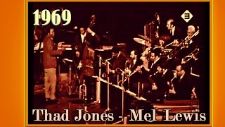 """Groove Merchant"" - Thad Jones - Mel Lewis Orchestra 1969"