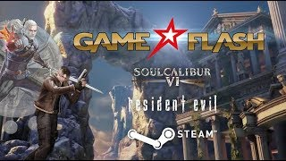 Game TV Schweiz - Soulcalibur VI | Steam Sale | Resident Evil